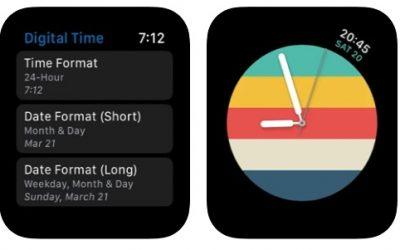Apple Watch: Bland digitalt och analogt med en komplikation