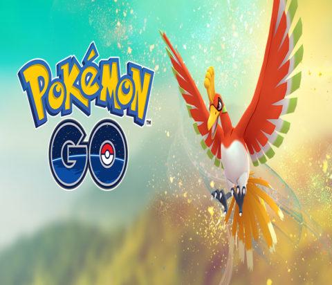 Pokémon GO: Ho-Oh är tillbaka