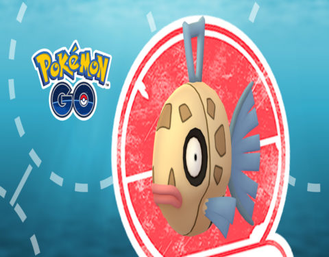 Pokémon GO: Ut och fiska med dig!